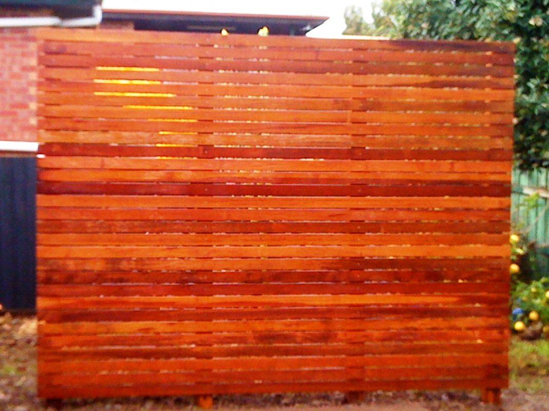 bluestone-landscape-bendigo-timber-screen-installation
