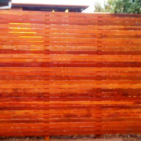 bluestone-landscape-bendigo-timber-screen-installation