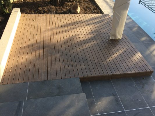 merbau decking Bendigo