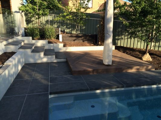 timber decking Bendigo